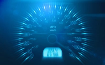 ¿Cuál es la multa por conducir con exceso de velocidad?